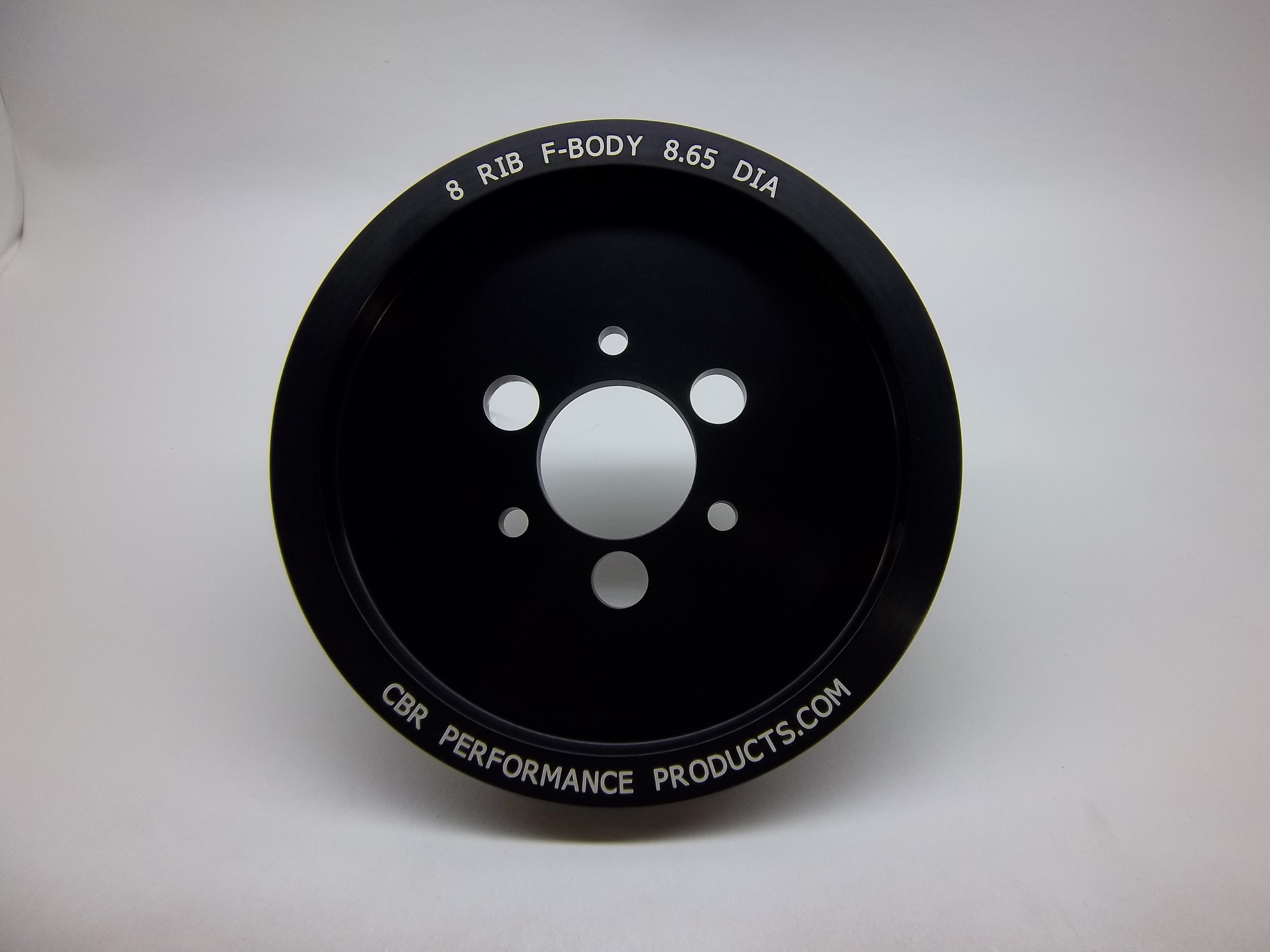 8Rib Super Charger Pulley 8 65 DIA